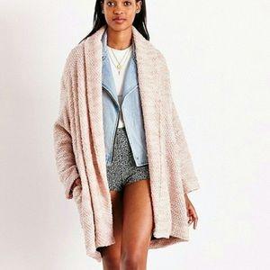 LIKE NEW UNIF Oversized Textured Blazer Coat
